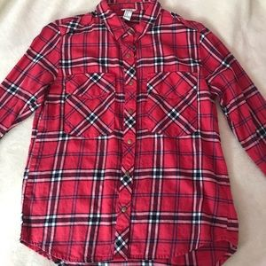 Red flannel || forever 21